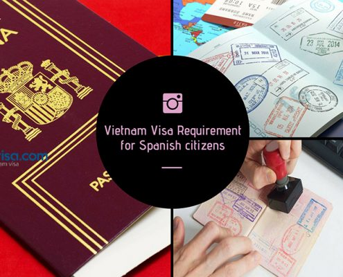 Vietnam visa requirements for Spanish citizens