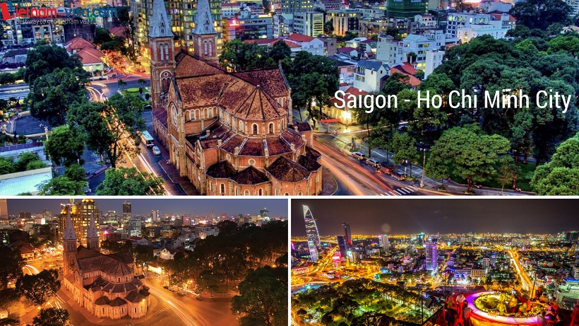 Ho Chi Minh City - a must-include destination in any itinerary in Vietnam - Vietnam visa for Spanish